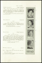 Page 17, 1933 Edition, Farmington High School - Laurel Yearbook (Farmington, ME) online yearbook collection