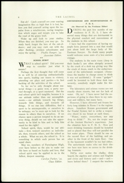 Page 8, 1933 Edition, Farmington High School - Laurel Yearbook (Farmington, ME) online yearbook collection