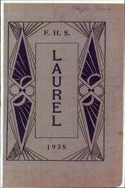Farmington High School - Laurel Yearbook (Farmington, ME) online yearbook collection, 1935 Edition, Page 1