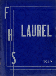 1949 Edition, Farmington High School - Laurel Yearbook (Farmington, ME)