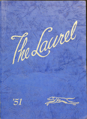1951 Edition, Farmington High School - Laurel Yearbook (Farmington, ME)