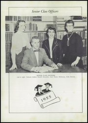 Page 10, 1955 Edition, Farmington High School - Laurel Yearbook (Farmington, ME) online yearbook collection