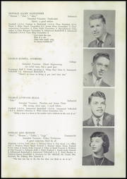 Page 11, 1955 Edition, Farmington High School - Laurel Yearbook (Farmington, ME) online yearbook collection