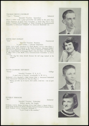 Page 13, 1955 Edition, Farmington High School - Laurel Yearbook (Farmington, ME) online yearbook collection