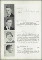 Page 14, 1955 Edition, Farmington High School - Laurel Yearbook (Farmington, ME) online yearbook collection