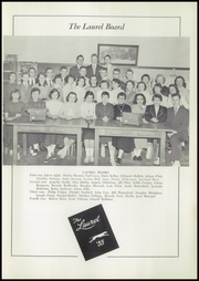 Page 5, 1955 Edition, Farmington High School - Laurel Yearbook (Farmington, ME) online yearbook collection