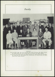 Page 8, 1955 Edition, Farmington High School - Laurel Yearbook (Farmington, ME) online yearbook collection