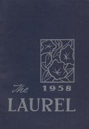 1958 Edition, Farmington High School - Laurel Yearbook (Farmington, ME)