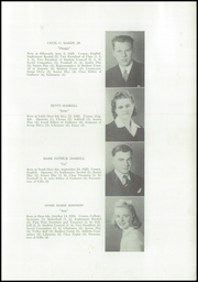 Page 9, 1943 Edition, Deer Isle High School - Gatherer Yearbook (Deer Isle, ME) online yearbook collection