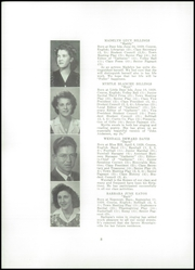 Page 10, 1946 Edition, Deer Isle High School - Gatherer Yearbook (Deer Isle, ME) online yearbook collection