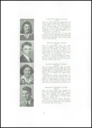 Page 11, 1946 Edition, Deer Isle High School - Gatherer Yearbook (Deer Isle, ME) online yearbook collection
