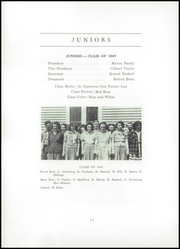 Page 16, 1946 Edition, Deer Isle High School - Gatherer Yearbook (Deer Isle, ME) online yearbook collection