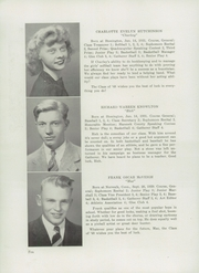 Page 12, 1948 Edition, Deer Isle High School - Gatherer Yearbook (Deer Isle, ME) online yearbook collection