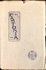 Page 1, 1910 Edition, Easton High School - Eastonia Yearbook (Easton, ME) online yearbook collection