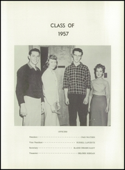 Page 13, 1957 Edition, Easton High School - Eastonia Yearbook (Easton, ME) online yearbook collection