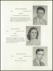 Page 15, 1957 Edition, Easton High School - Eastonia Yearbook (Easton, ME) online yearbook collection