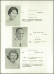 Page 16, 1957 Edition, Easton High School - Eastonia Yearbook (Easton, ME) online yearbook collection