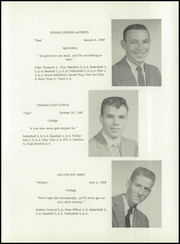 Page 17, 1957 Edition, Easton High School - Eastonia Yearbook (Easton, ME) online yearbook collection