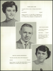 Page 16, 1958 Edition, Easton High School - Eastonia Yearbook (Easton, ME) online yearbook collection