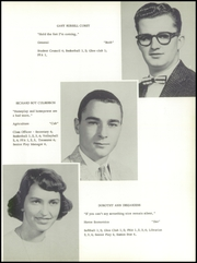Page 17, 1958 Edition, Easton High School - Eastonia Yearbook (Easton, ME) online yearbook collection