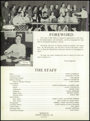 Page 6, 1958 Edition, Easton High School - Eastonia Yearbook (Easton, ME) online yearbook collection