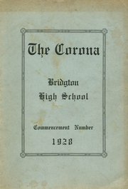 Page 1, 1928 Edition, Bridgton High School - Corona Yearbook (Bridgton, ME) online yearbook collection