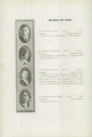 Page 10, 1928 Edition, Bridgton High School - Corona Yearbook (Bridgton, ME) online yearbook collection