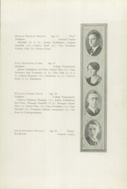 Page 11, 1928 Edition, Bridgton High School - Corona Yearbook (Bridgton, ME) online yearbook collection
