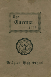 1935 Edition, Bridgton High School - Corona Yearbook (Bridgton, ME)