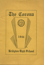1944 Edition, Bridgton High School - Corona Yearbook (Bridgton, ME)