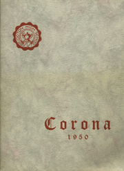 1950 Edition, Bridgton High School - Corona Yearbook (Bridgton, ME)