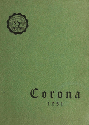 1951 Edition, Bridgton High School - Corona Yearbook (Bridgton, ME)