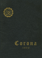 1952 Edition, Bridgton High School - Corona Yearbook (Bridgton, ME)