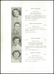 Page 10, 1952 Edition, Bridgton High School - Corona Yearbook (Bridgton, ME) online yearbook collection