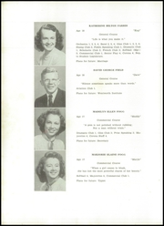 Page 12, 1952 Edition, Bridgton High School - Corona Yearbook (Bridgton, ME) online yearbook collection