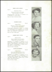 Page 13, 1952 Edition, Bridgton High School - Corona Yearbook (Bridgton, ME) online yearbook collection