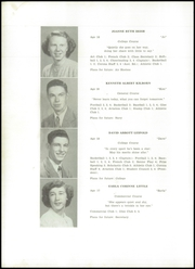 Page 14, 1952 Edition, Bridgton High School - Corona Yearbook (Bridgton, ME) online yearbook collection