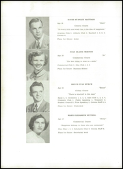 Page 16, 1952 Edition, Bridgton High School - Corona Yearbook (Bridgton, ME) online yearbook collection
