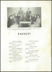 Page 5, 1952 Edition, Bridgton High School - Corona Yearbook (Bridgton, ME) online yearbook collection