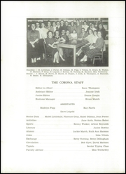 Page 6, 1952 Edition, Bridgton High School - Corona Yearbook (Bridgton, ME) online yearbook collection