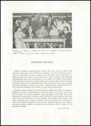 Page 7, 1952 Edition, Bridgton High School - Corona Yearbook (Bridgton, ME) online yearbook collection