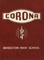 1954 Edition, Bridgton High School - Corona Yearbook (Bridgton, ME)