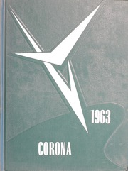 1963 Edition, Bridgton High School - Corona Yearbook (Bridgton, ME)