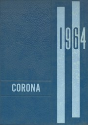 1964 Edition, Bridgton High School - Corona Yearbook (Bridgton, ME)