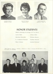 Page 12, 1964 Edition, Bridgton High School - Corona Yearbook (Bridgton, ME) online yearbook collection