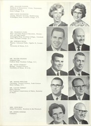 Page 9, 1964 Edition, Bridgton High School - Corona Yearbook (Bridgton, ME) online yearbook collection