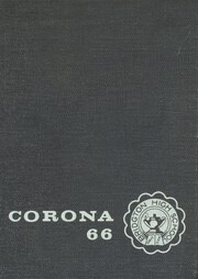 1966 Edition, Bridgton High School - Corona Yearbook (Bridgton, ME)