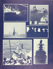 Page 17, 1980 Edition, Coontz (DDG 40) - Naval Cruise Book online yearbook collection