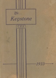 Page 1, 1933 Edition, Crosby High School - Keystone Yearbook (Belfast, ME) online yearbook collection