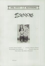 Page 14, 1933 Edition, Crosby High School - Keystone Yearbook (Belfast, ME) online yearbook collection